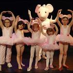 Angelina Ballerina Party clip art