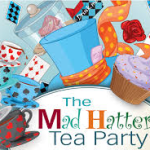Mad Hatter Tea Party clip art
