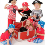 Pirate Party clip art